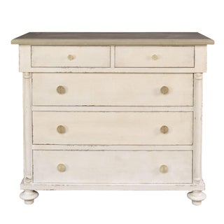 Sarreid LTD Tabarius Column Chest