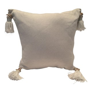 Small Balinese Throw Pillow