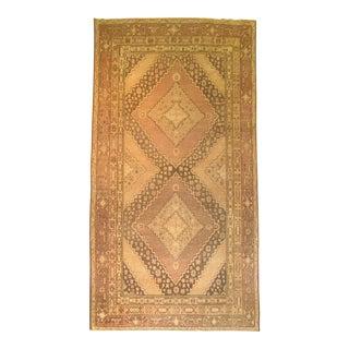 Purple Khotan Gallery Size Rug - 6'8'' x 13'