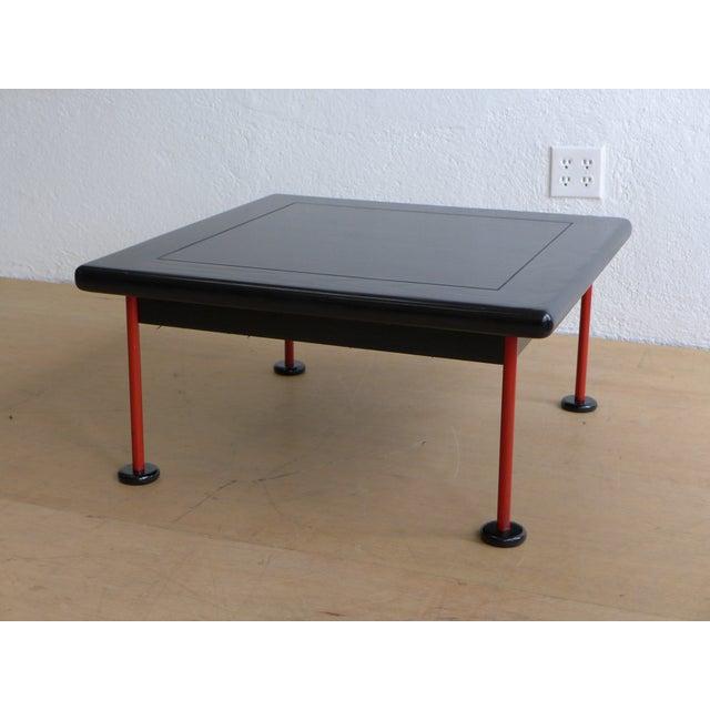 Brayton Black Memphis Table - Image 3 of 6