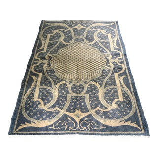 Bellwether Rugs Vintage Turkish Oushak Rug - 4'x6'7""
