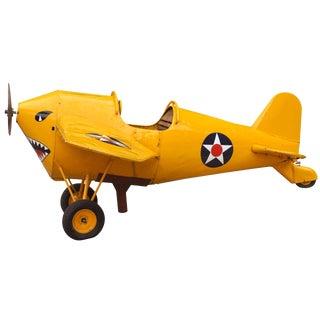 Carnival Fighter Plane