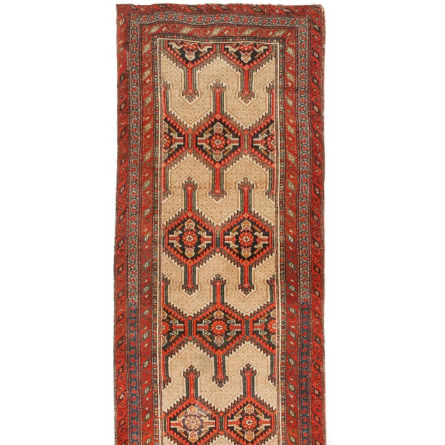 Antique Persian Malayer Runner - Image 1 of 1