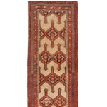 Image of Antique Persian Malayer Runner