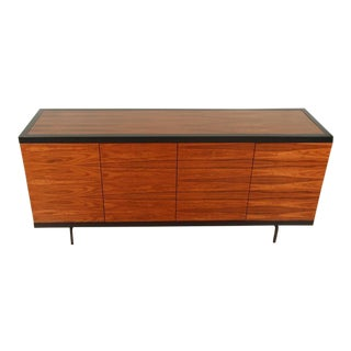 Four-Door Rosewood Dimas Cabinet by Lawson-Fenning