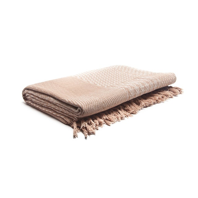 Image of Hand-Loom Bhagalpur Bed Cover