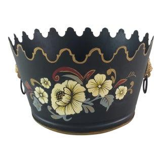 Toile Decorative Vessel
