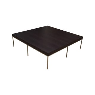 B&B Italia Wood Coffee Table