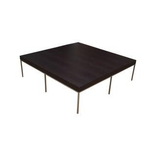 B&B Italia Wood Coffee Table