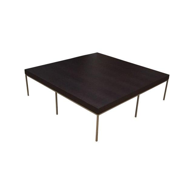 B B Italia Wood Coffee Table Chairish