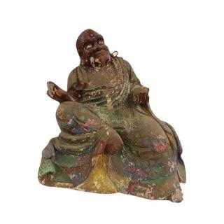 Vintage Kanaka the Bharadvaja Buddha Stature