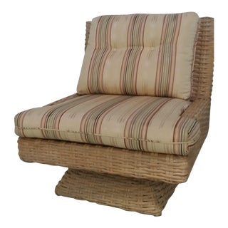Vintage Lane Venture Wicker Chair