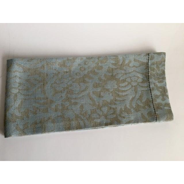 Eastern European Linen Guest Towels - Set of 6 - Image 3 of 5