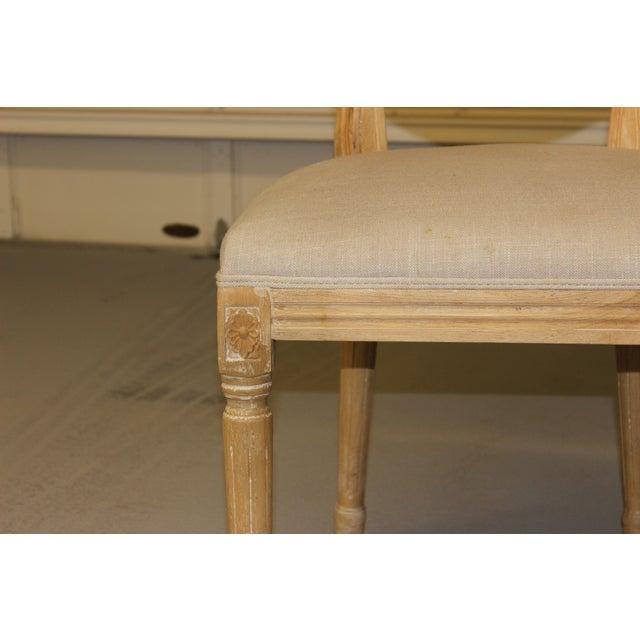 Louis XVI Ballard Design Chairs - Pair - Image 3 of 5