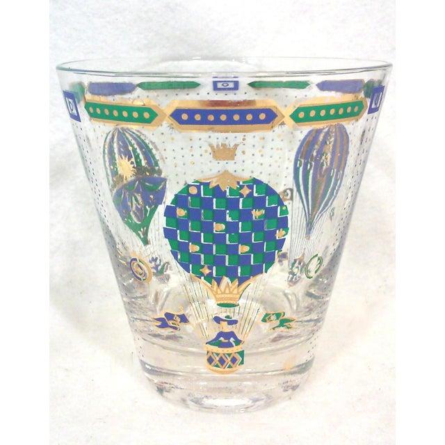 Gilt Bohemian Balloon Bar Glasses - Set of 10 - Image 6 of 8