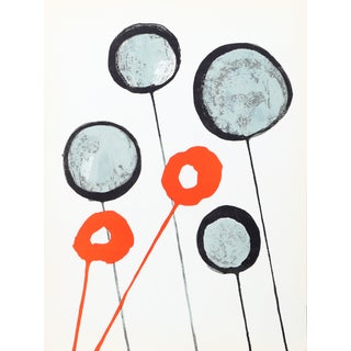 Alexander Calder, Lollipops, Lithograph