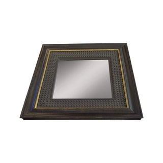 Mirrored Ottoman Tray