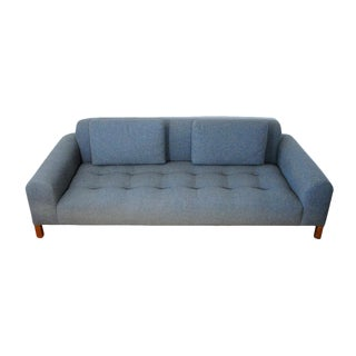 Bombast Furniture Grey Couch