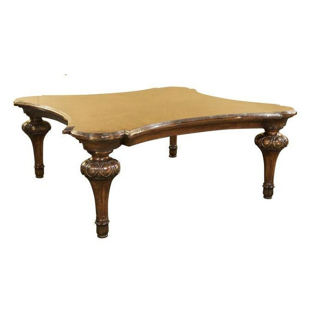 Bellissimo Square Coffee Table - Image 1 of 4