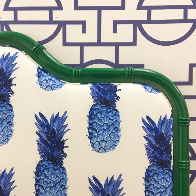 Taylor Burke Home Emerald Queen Bamboo Headboard - Image 3 of 3