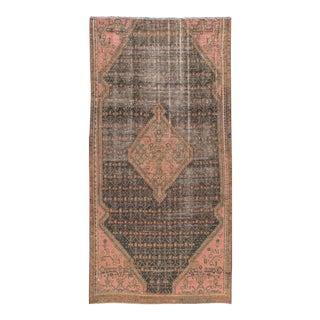 "Apadana - Vintage Overdyed Rug, 3'10"" x 7'8"""