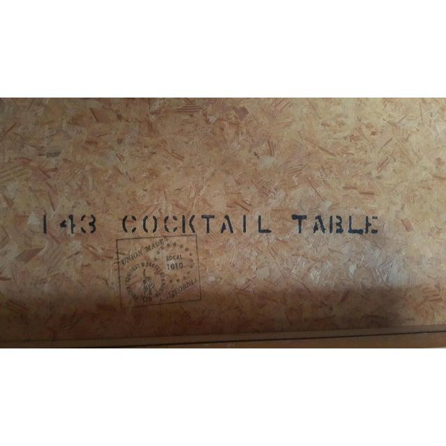 Mid-Century Modern Coffee Table - Image 7 of 7