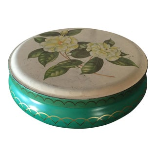 English Candy Gardenias Tin