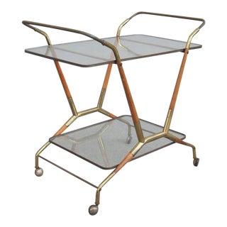 Cesare Lacca Bar Cart