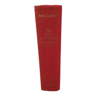 Ann Landers A-Z Encyclopedia