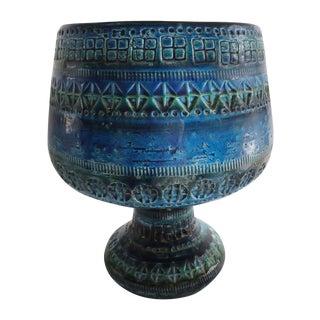 Bitossi Raymor Italian Mid Century Ceramic Pot