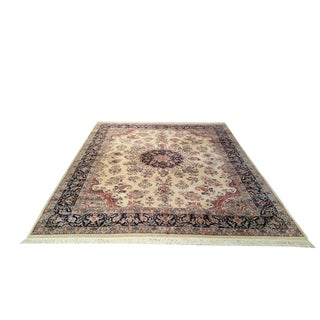 Traditional Hand Knotted Rug - 8' x 10'