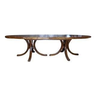 Batavia Pedestal Base Dining Table