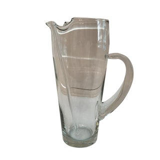Cocktail Pitcher & Glass Stir Stick