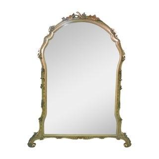 Venetian Painted Mirror
