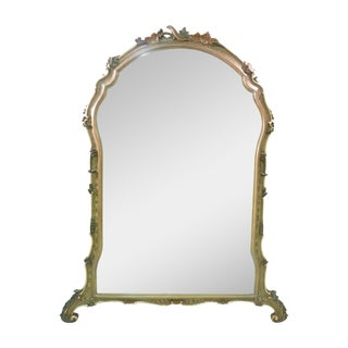 Venetian Painted Mirror