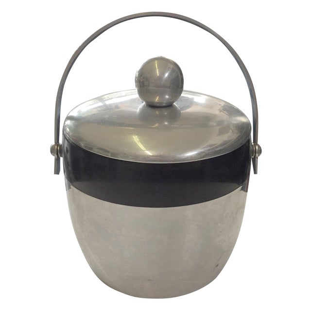 Kromex Aluminum Ice Bucket - Image 1 of 6