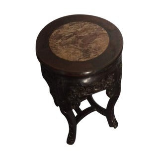 Antique 19th Century Chinese Side Table