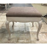 Image of Antique French Provincial Bench