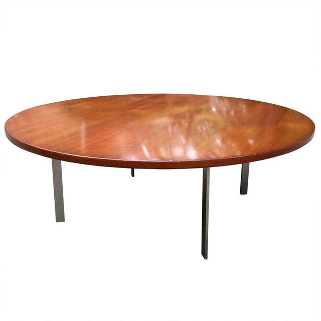 Hans J Wegner Coffee Table For Andreas Tuck C70 Chairish