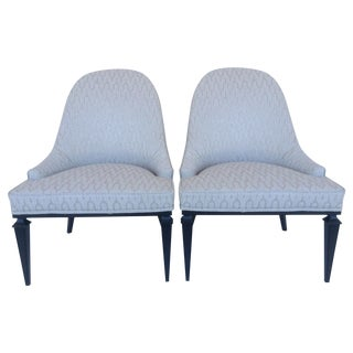 Lounge Chairs by Michael Taylor for Baker - A Pair