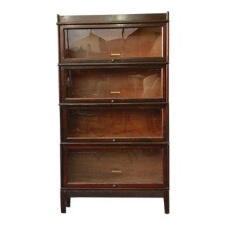 Remington Rand Mahogany Barrister Bookcase