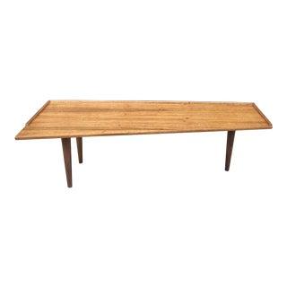 Mid-Century Modern Style Coffee Table