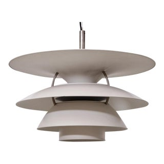 One of three Poul Henningsen PH 6½-6 Charlottenborg Lamp by Louis Poulsen