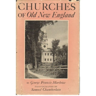 Churches of Old New England