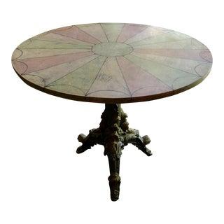 Vintage Venetian Style Side Table