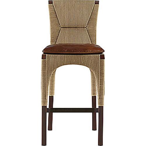 mcguire bill sofield cocoon bar stool