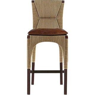McGuire Bill Sofield Cocoon Bar Stool