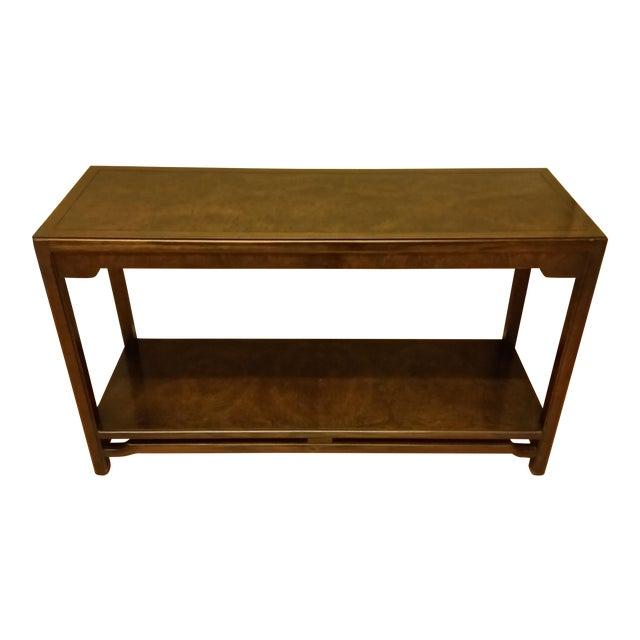 Thomasville Burlwood Sofa Table - Image 1 of 6
