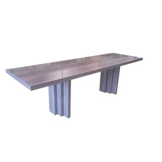 Trend Quartz & Recycled Glass Table