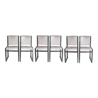 B&B Italia Modern Dining Chairs - Set of 6